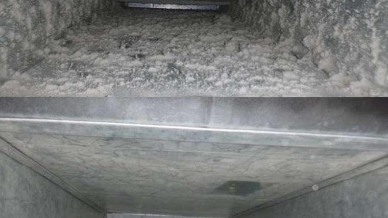 Čiščenje ventilacijskih sistemov